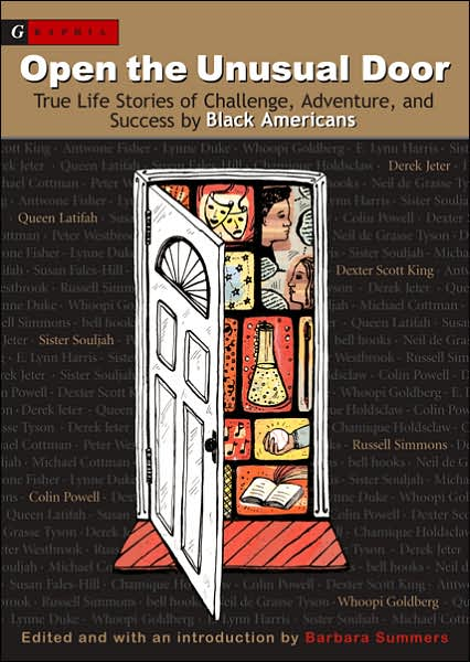Open the Unusual Door: True Life Stories of Challenge, Adventure, and Success by Black Americans