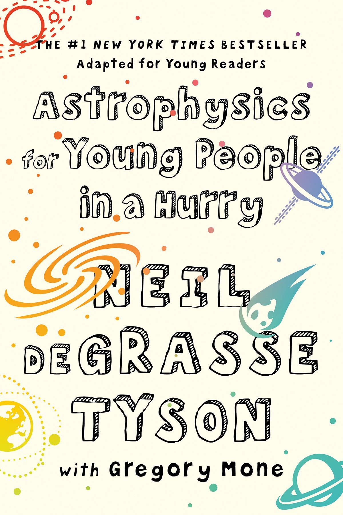 Astrophysics For Young Poeple in a Hurry
