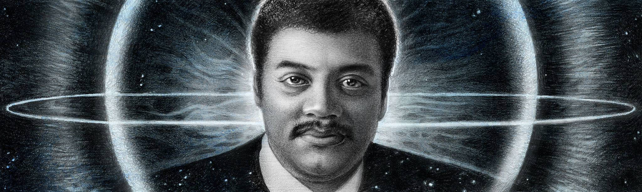 Neil deGrasse Tyson by Armando Veve