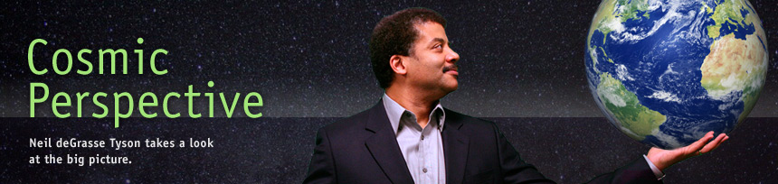 NOVA ScienceNOW: Neil deGrasse Tyson's Cosmic Perspective