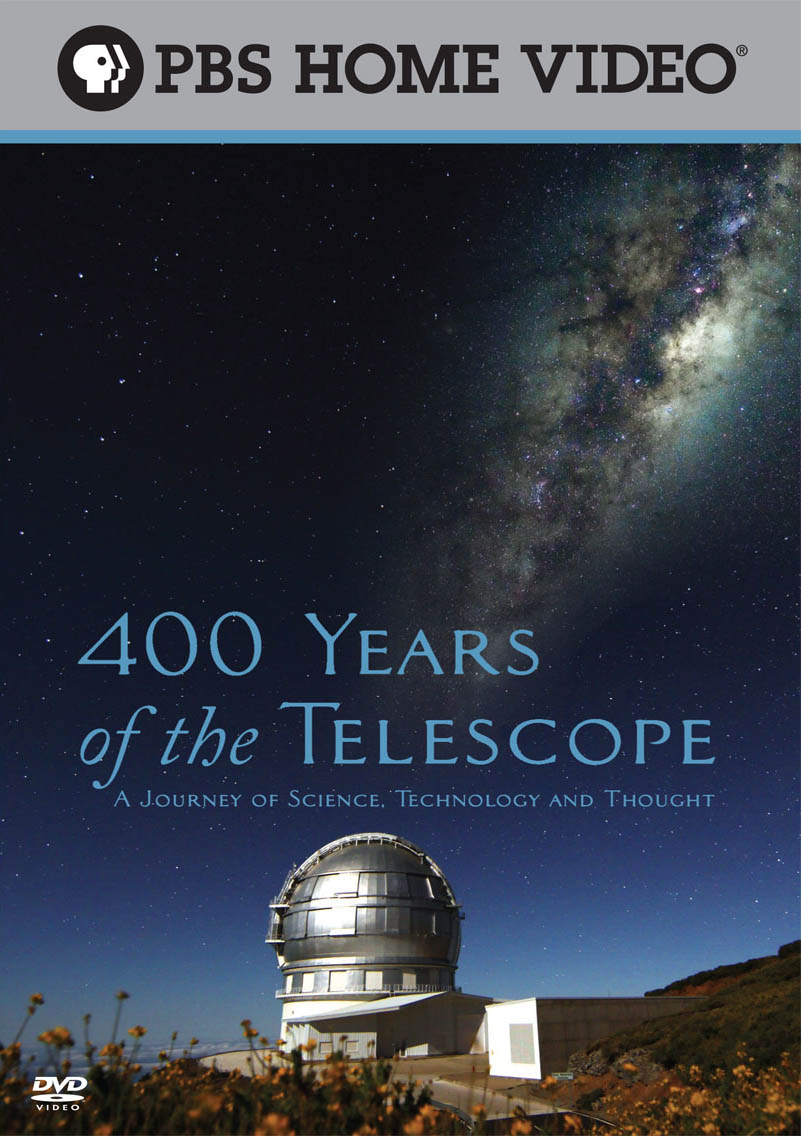 Link to 400 Years of the Telescope page.