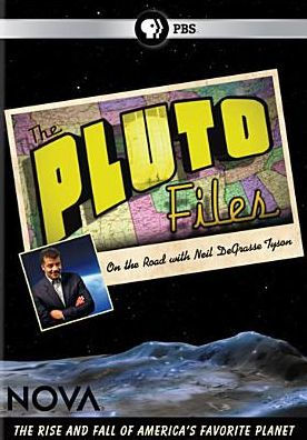 Link to NOVA's The Pluto Files page.