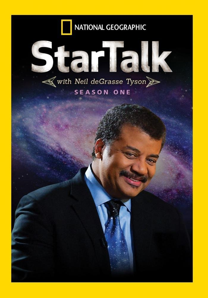 Link to StarTalk page on this website.